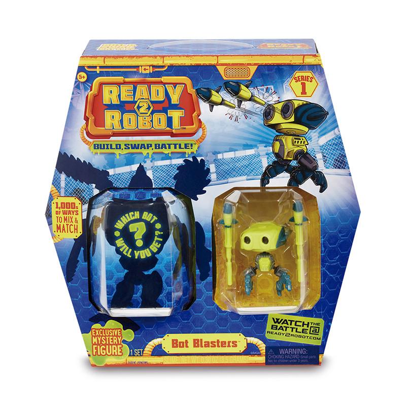 Ready 2 Robot Bot Blaster amarillo