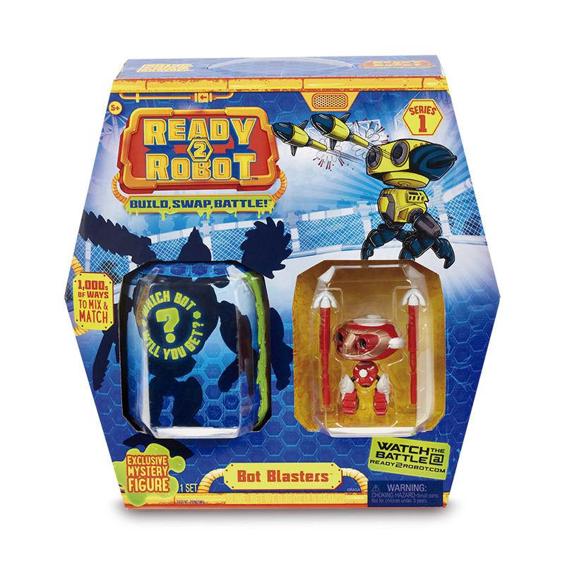Ready 2 Robot Bot Blaster rojo