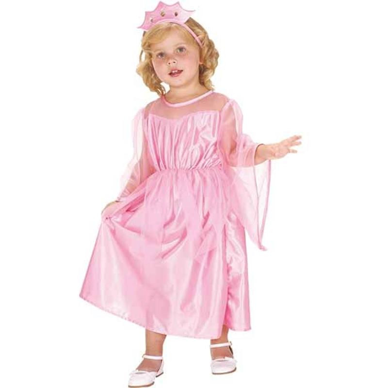 Disfraz Princesita Rosa Infantil