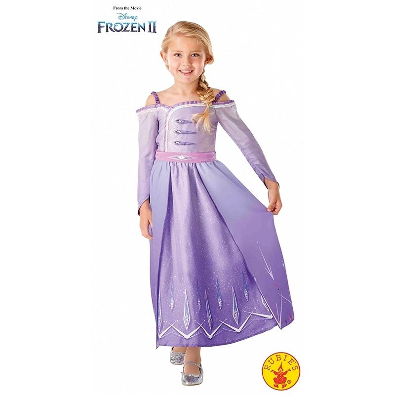 Disfraz Elsa Prologue Frozen 2 Classic Inf