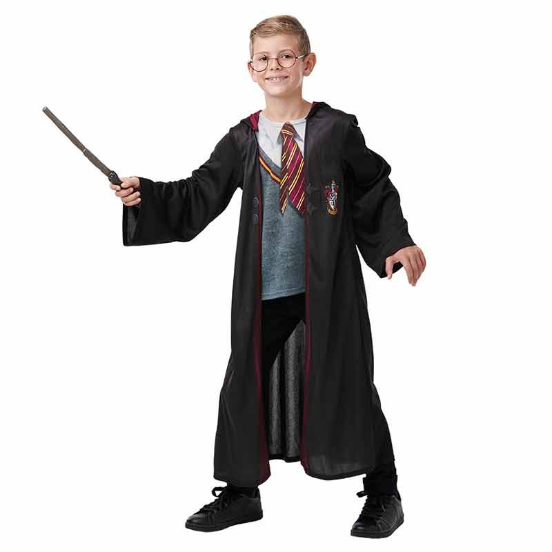 Disfraz Harry Potter con accesorios