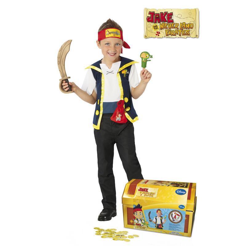 Disfraz pirata Jake con Accesorios