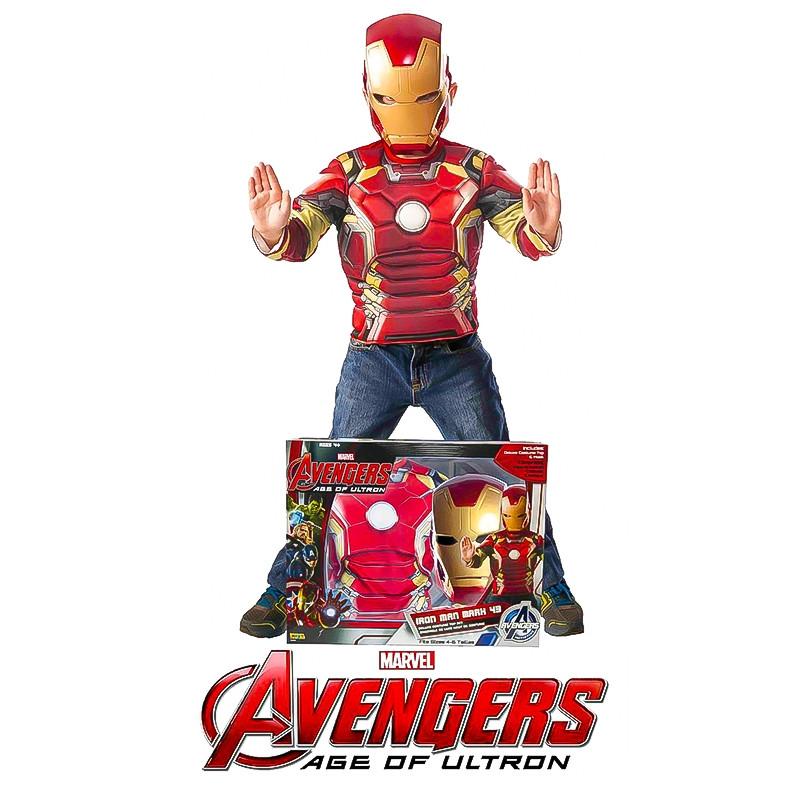 Disfraz Iron Man Inf.