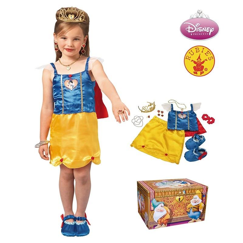 Disfraz Disney Princess Blancanieves Infantil