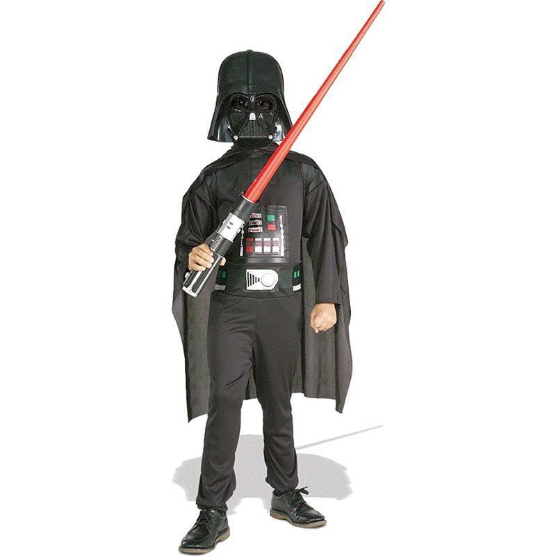 Disfraz Darth Vader c/espada caja infantil