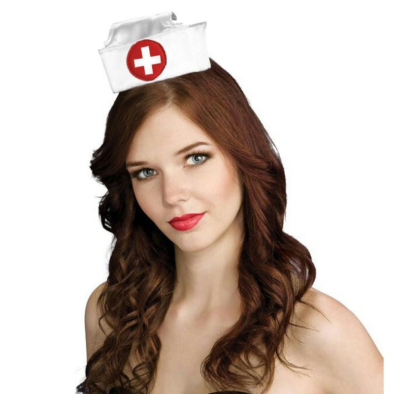 Mini sombrero Enfermera