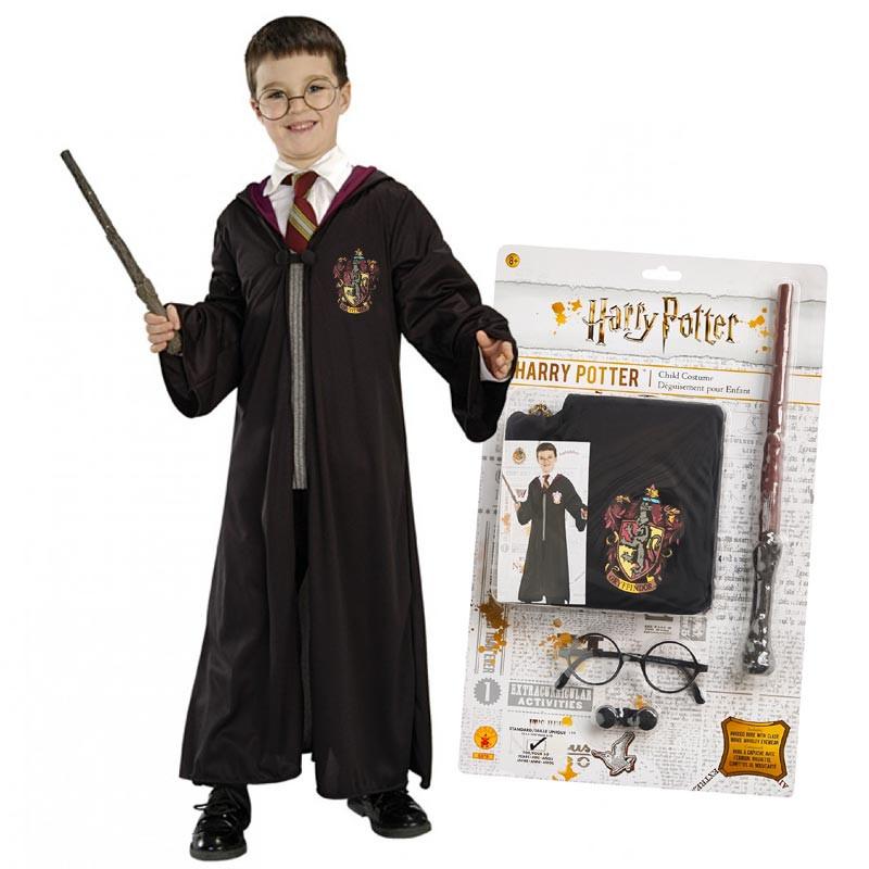 set Disfraz Harry Potter inf