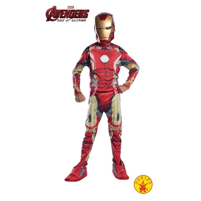 Disfraz Iron Man inf