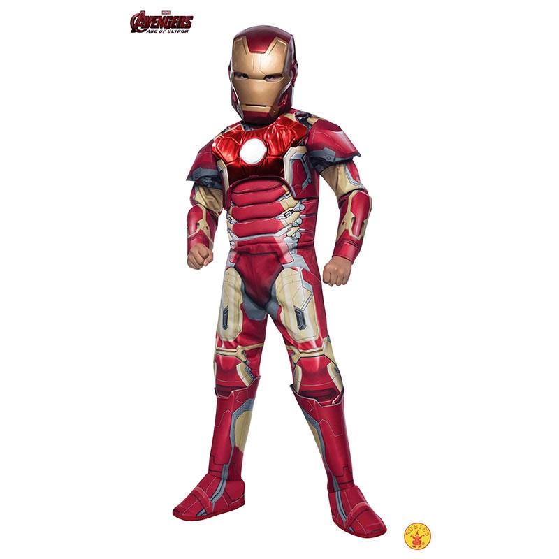 Disfraz Iron Man premium inf