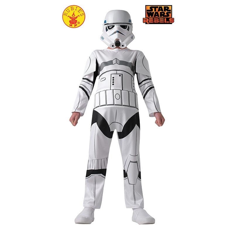 Disfraz Star Wars Stormtrooper clasico inf