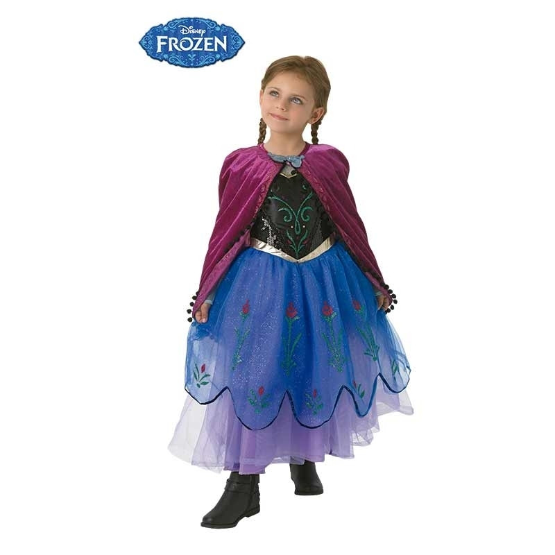 Drisfraz Princesas Disney Anna premium