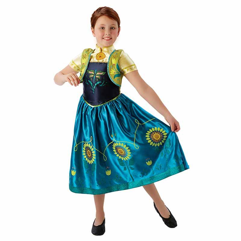 Disfraz Anna Fever deluxe infantil