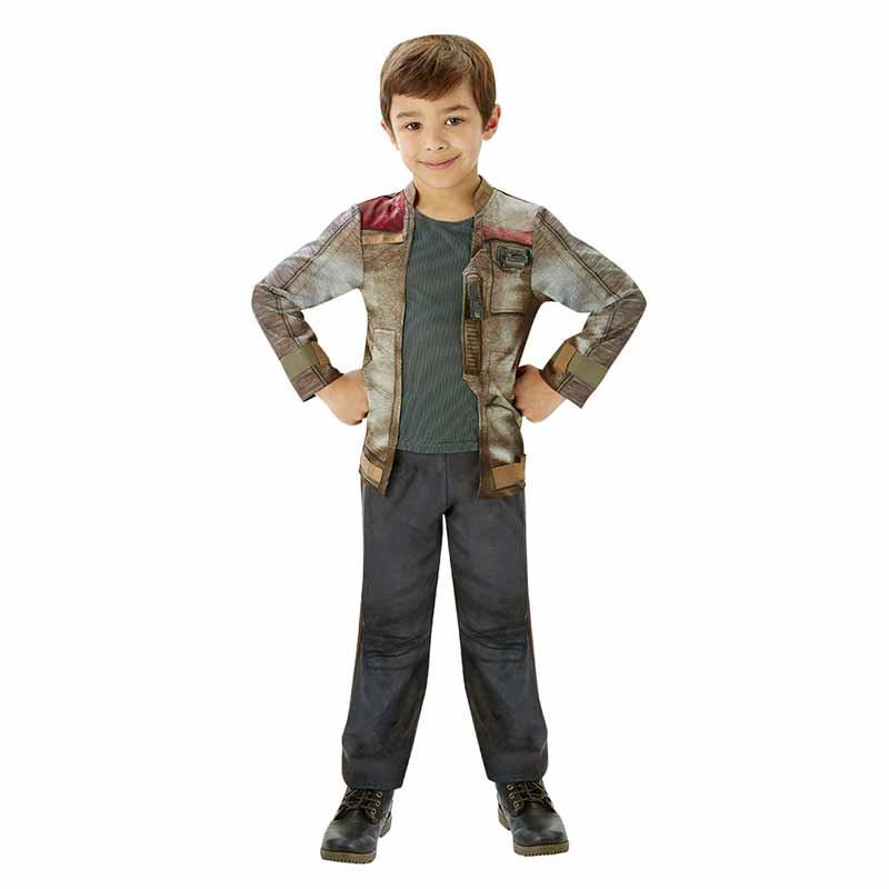 Disfraz Finn Ep7 deluxe SW infantil