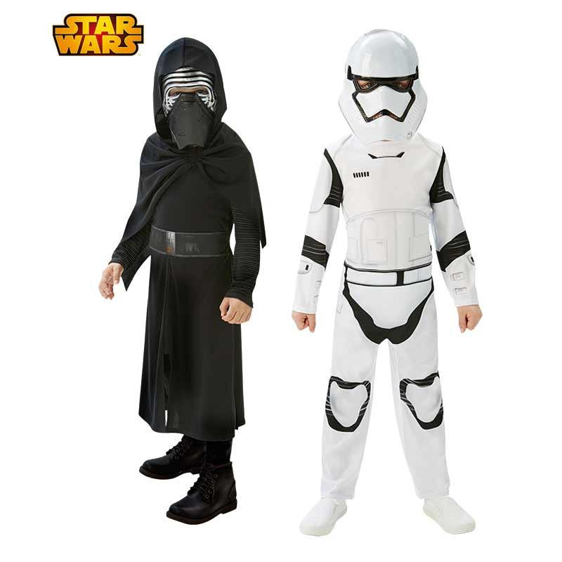 Disfraz Star Wars Kylo Ren y Stormtrooper Inf