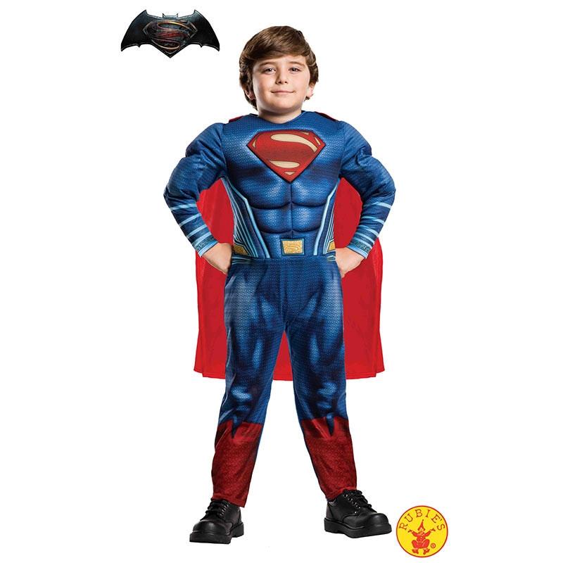 Disfraz Superman deluxe inf