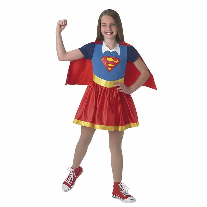 Disfraz Supergirl infantil
