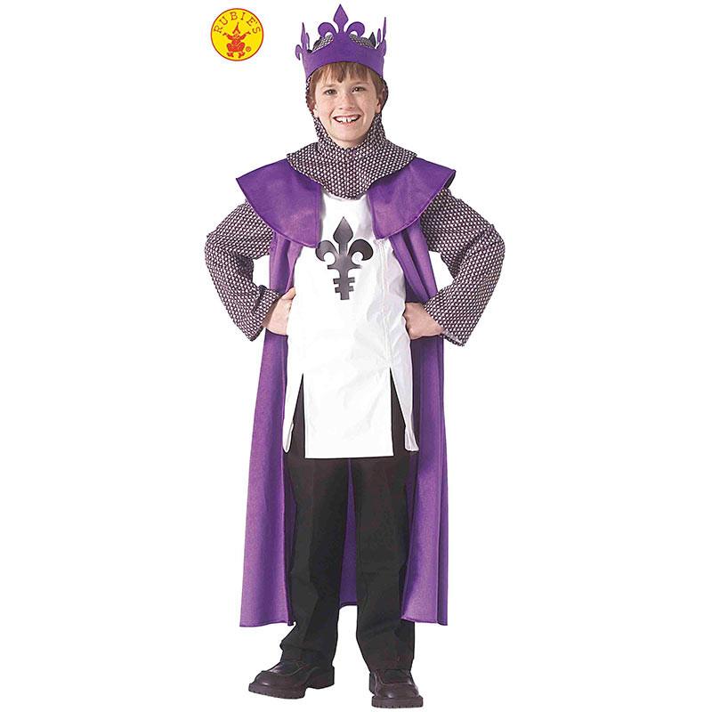 Disfraz Rei Medieval Inf