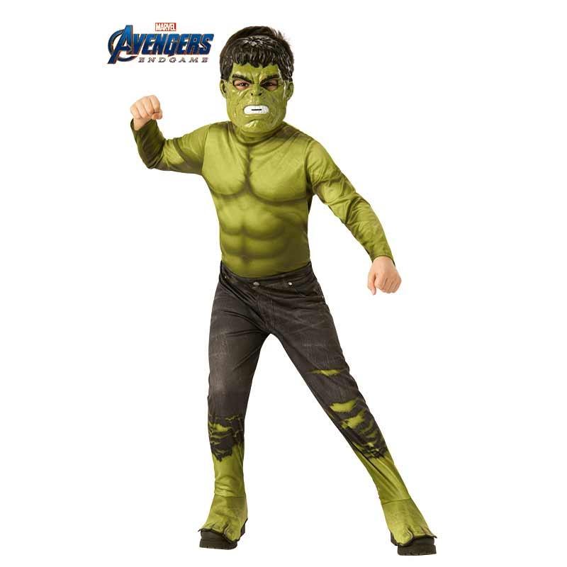 Disfraz Hulk ENDGAME classic inf