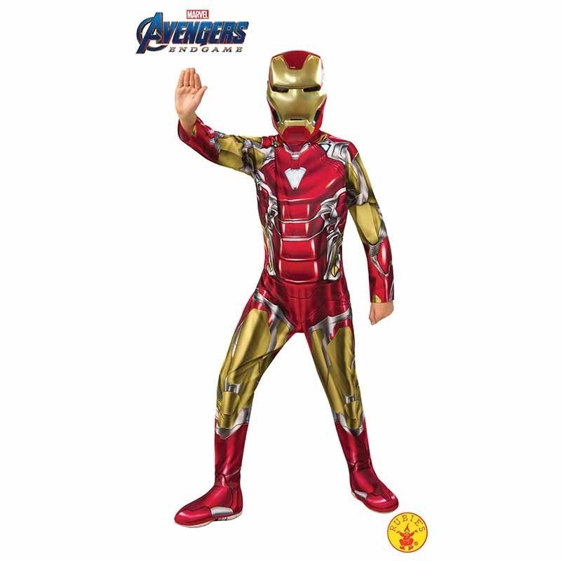 Disfraz Iron Man Endgame Classic INF