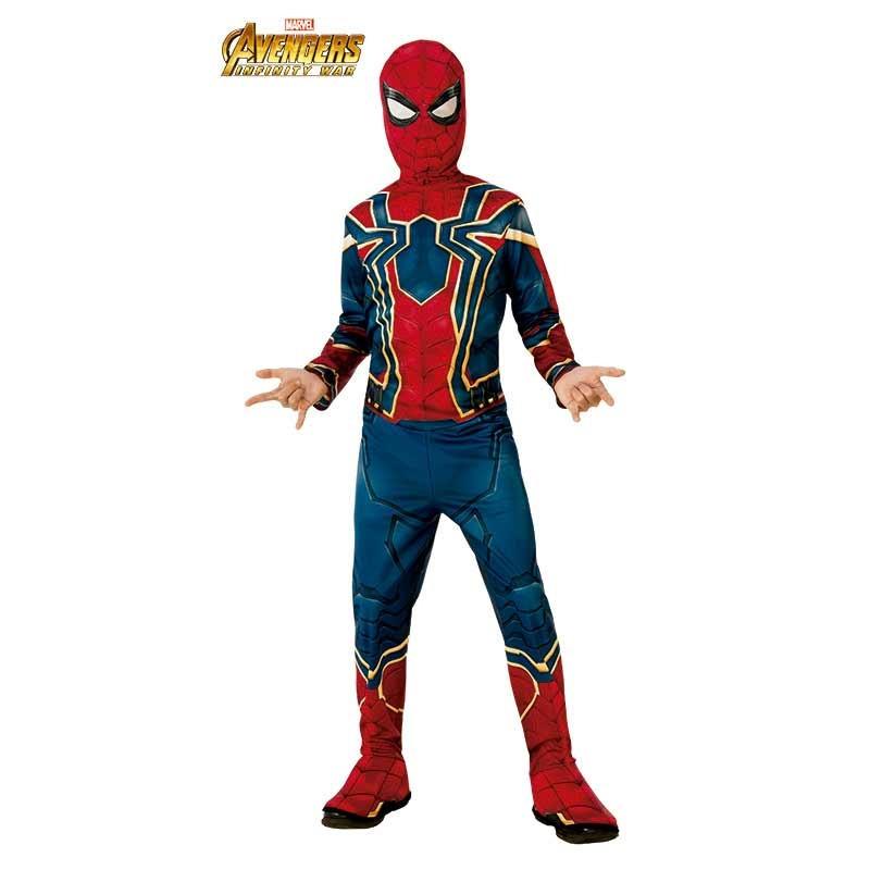 Disfraz Iron Spider ENDGAME classic inf