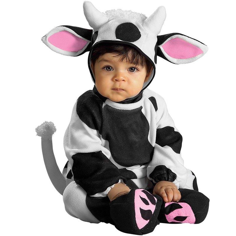 Disfraz Vaca bébé