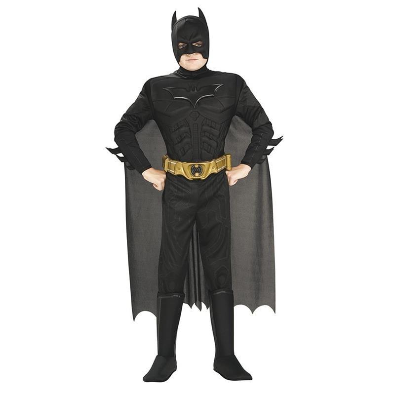 Disfraz Batman con músculos
