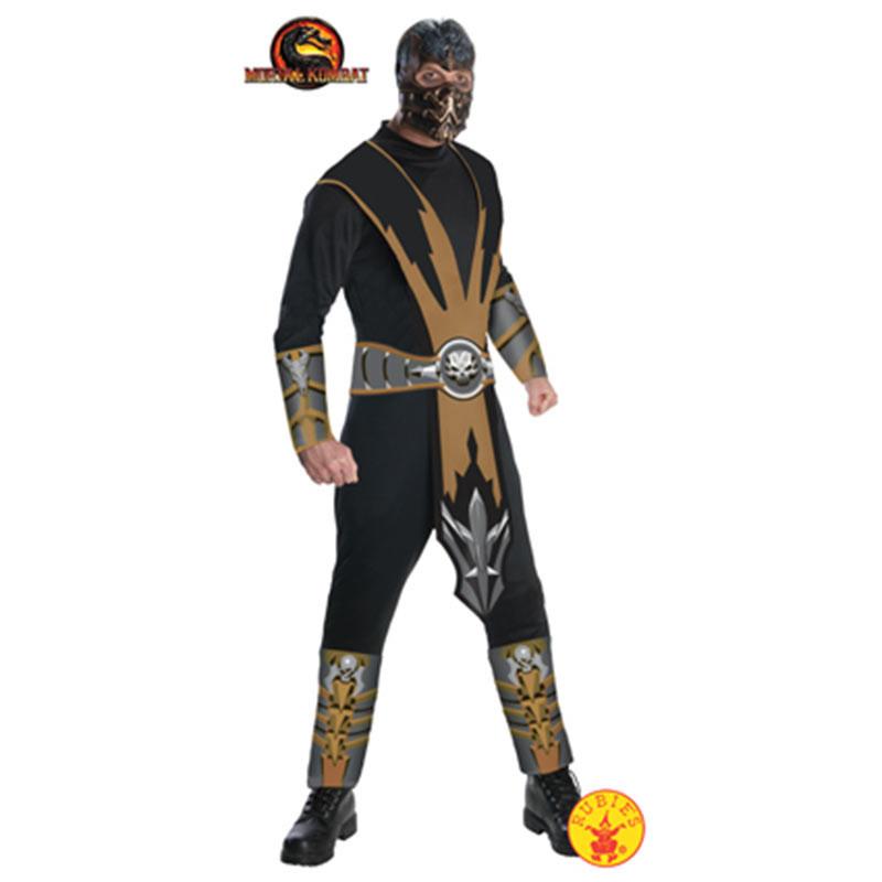 Disfraz Scorpion Adulto T/U
