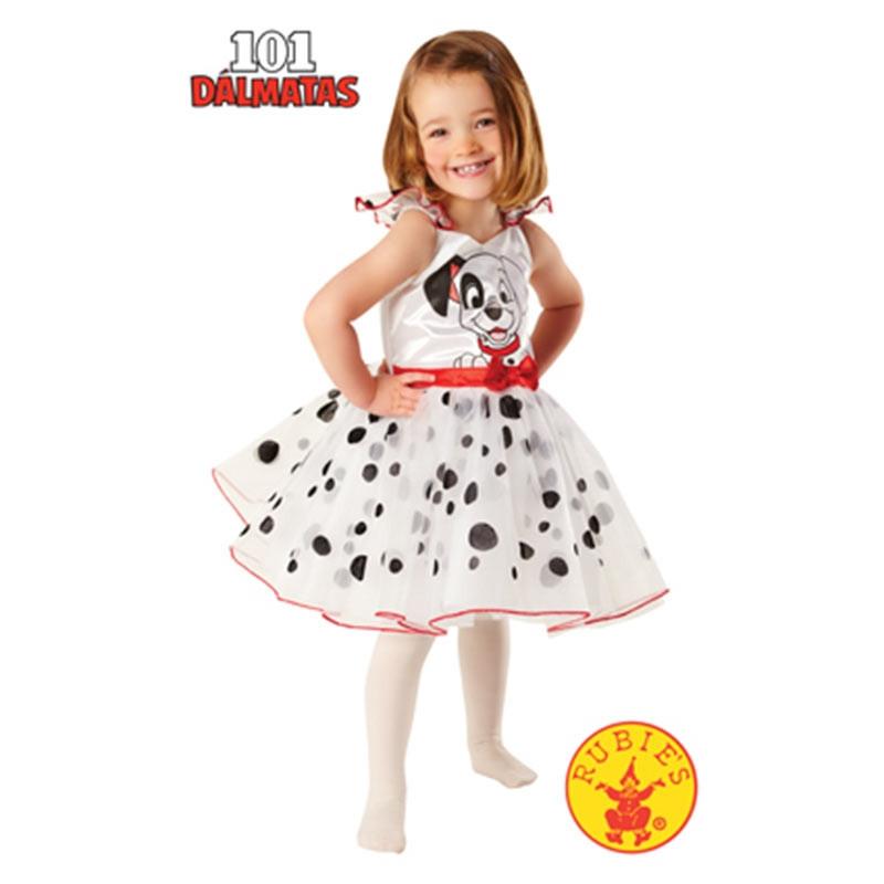 Disfraz 101 Dálmatas bailarina bébé