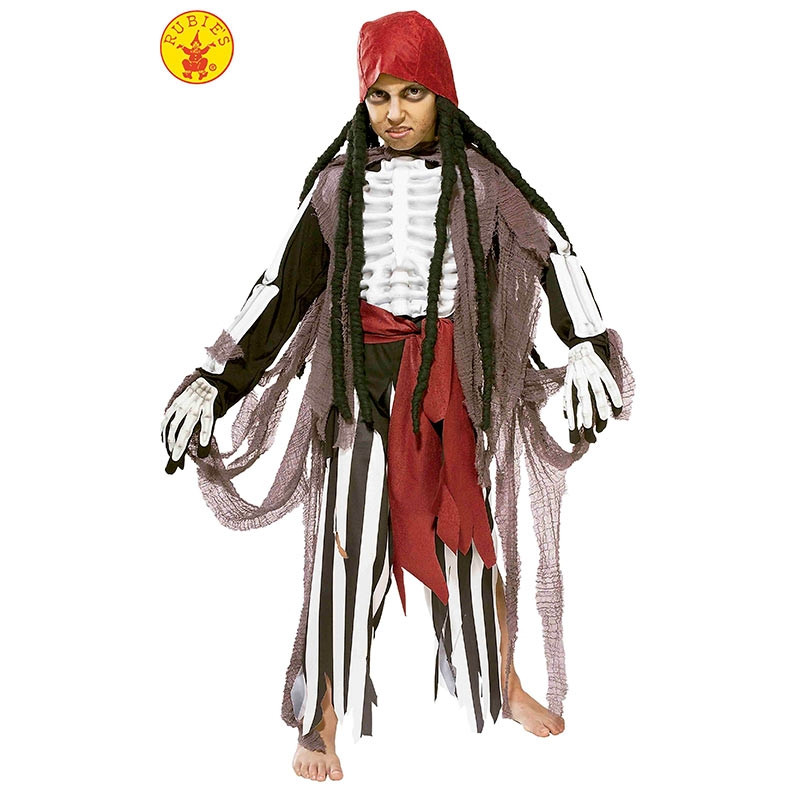 Disfraz Pirata barco fantasma inf
