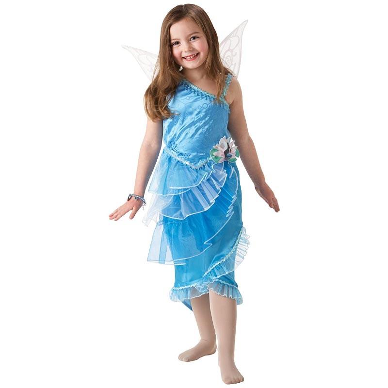 Disfraz Hada azul deluxe inf