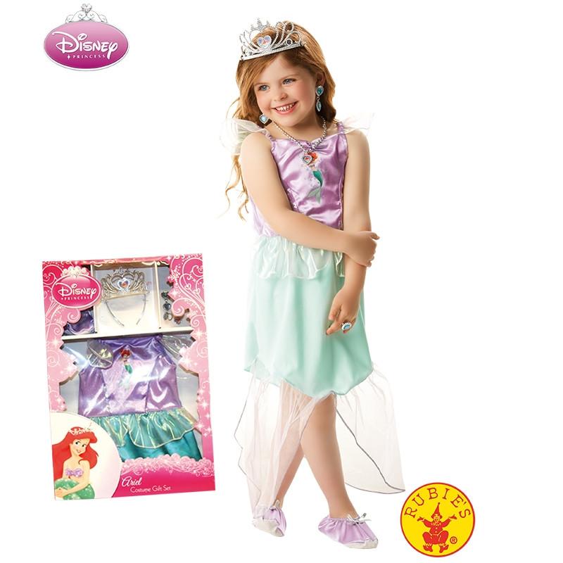 Disfraz Disney Princess Ariel Inf
