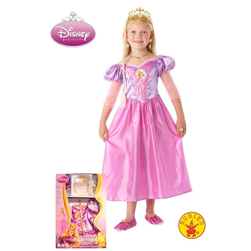 Disfraz Rapunzel Disney Princess Infantil