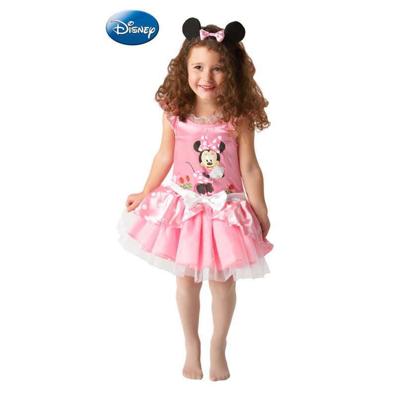 Disfraz Minnie Mouse Ballerina Infantil