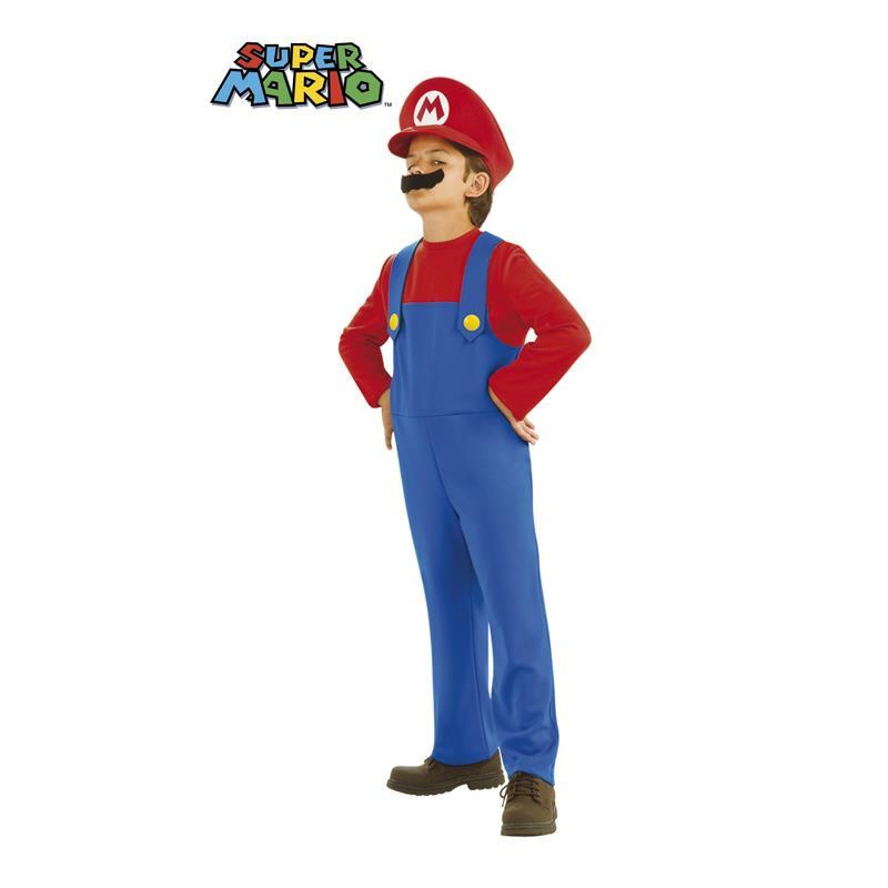 Disfraz Super Mario Infantil