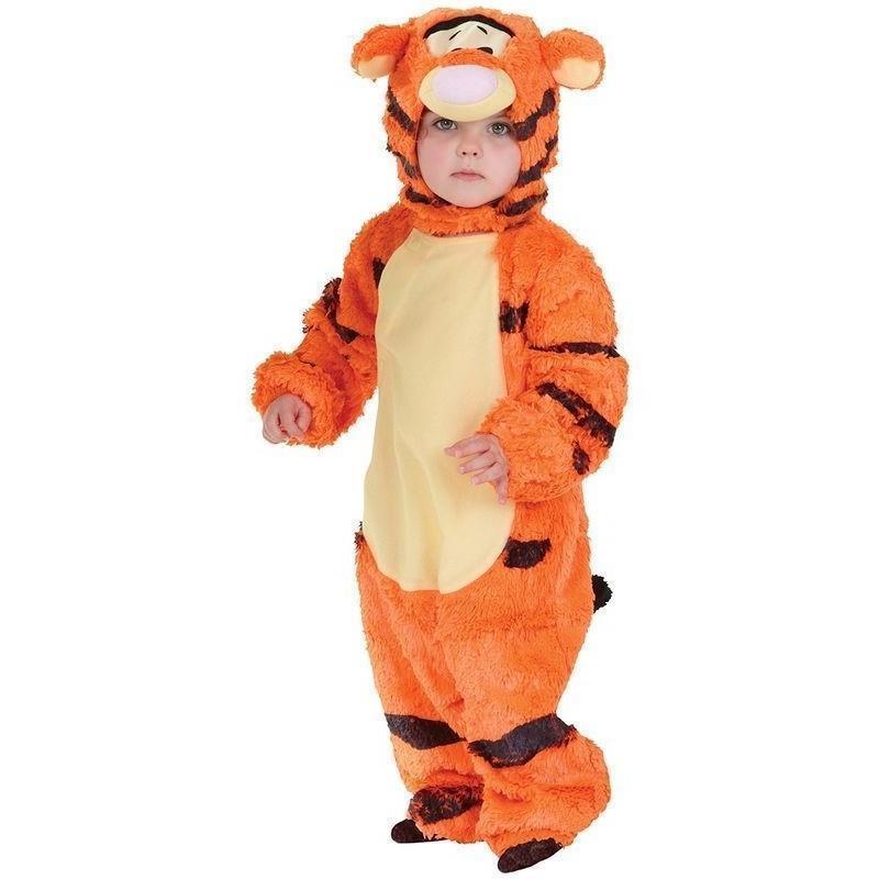 Disfraz Tigger bebé deluxe