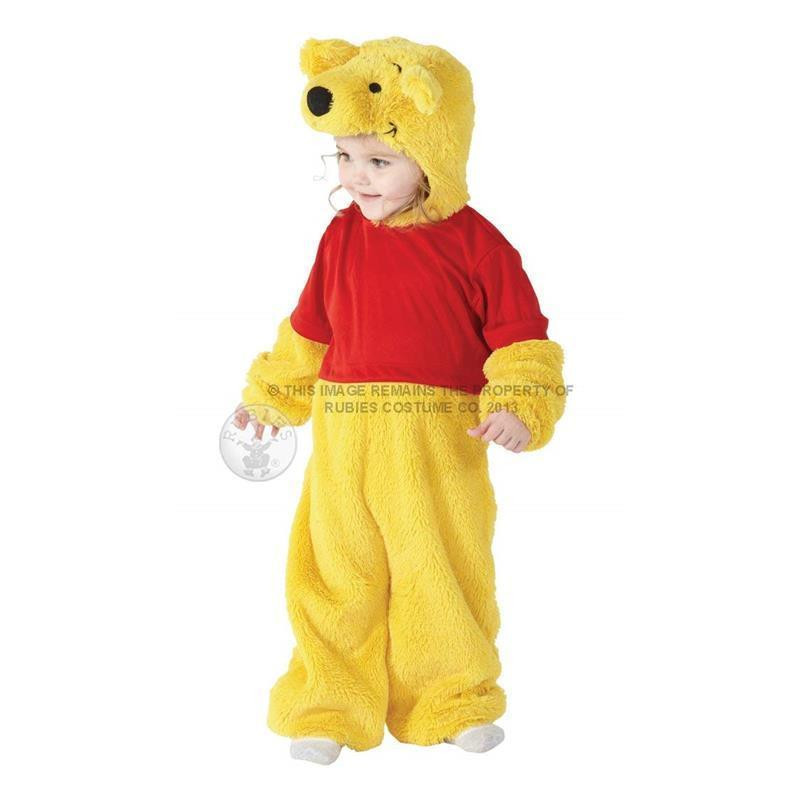Disfraz Winnie The Pooh bebé deluxe