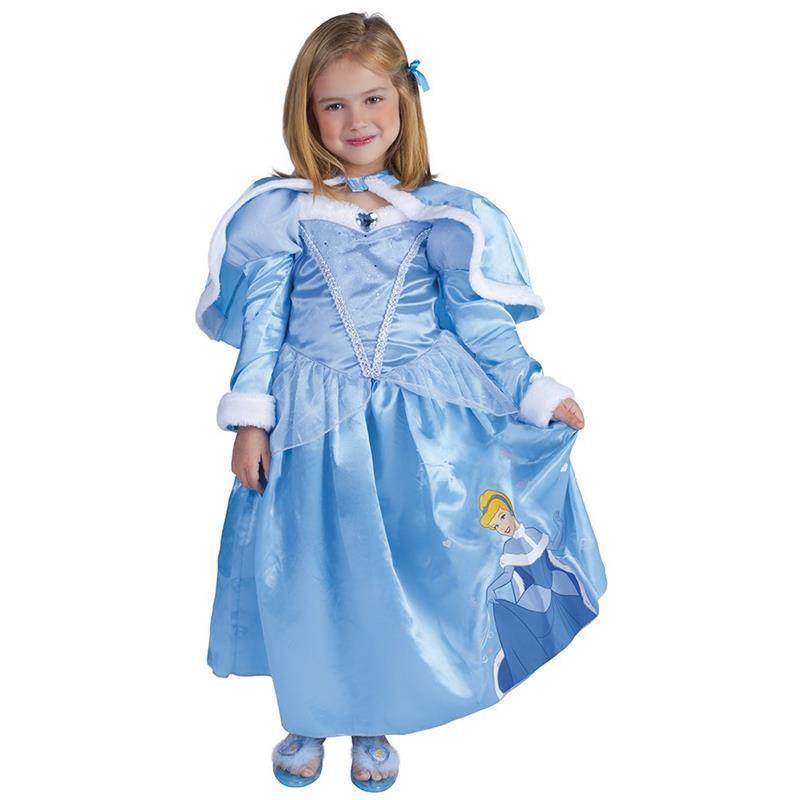 Disfraz Cenicienta winter infantil