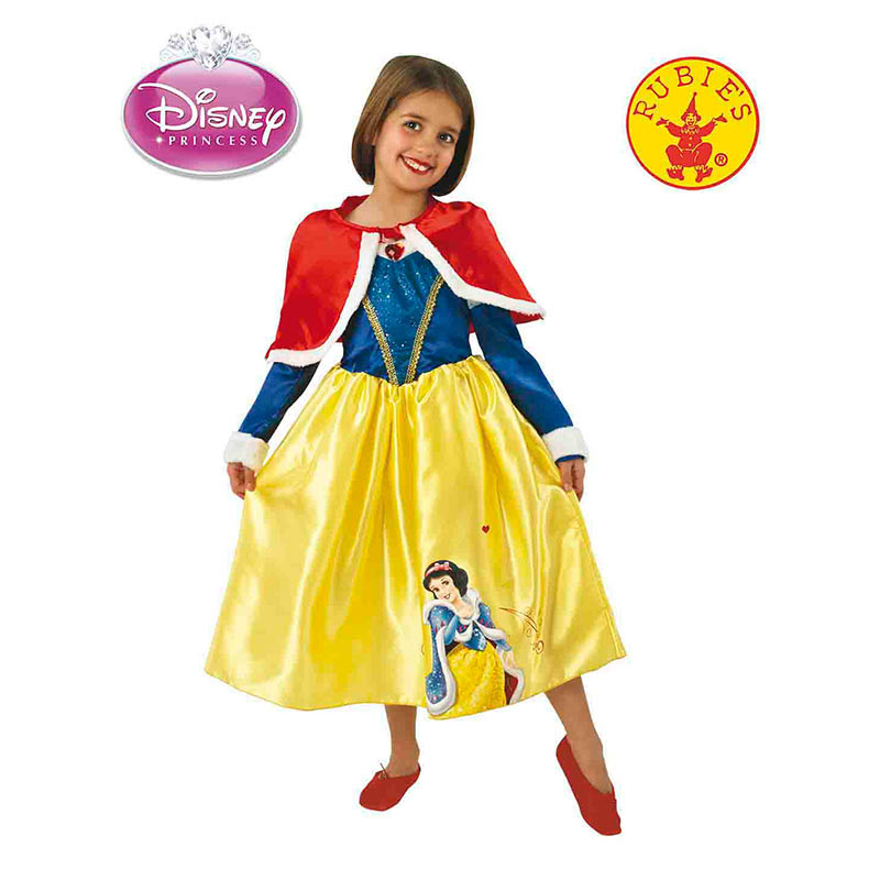Disfraz Blancanieves winter infantil
