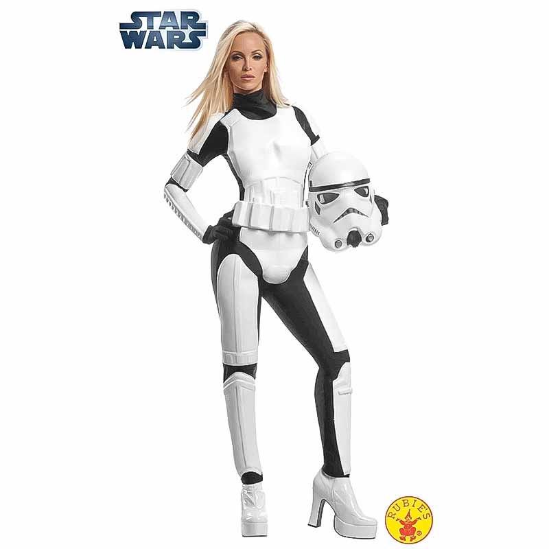 Disfraz Star Wars Stormtrooper adulto