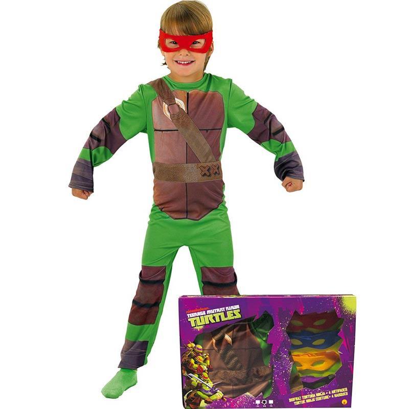 Disfraz Tortugas Ninja infantil