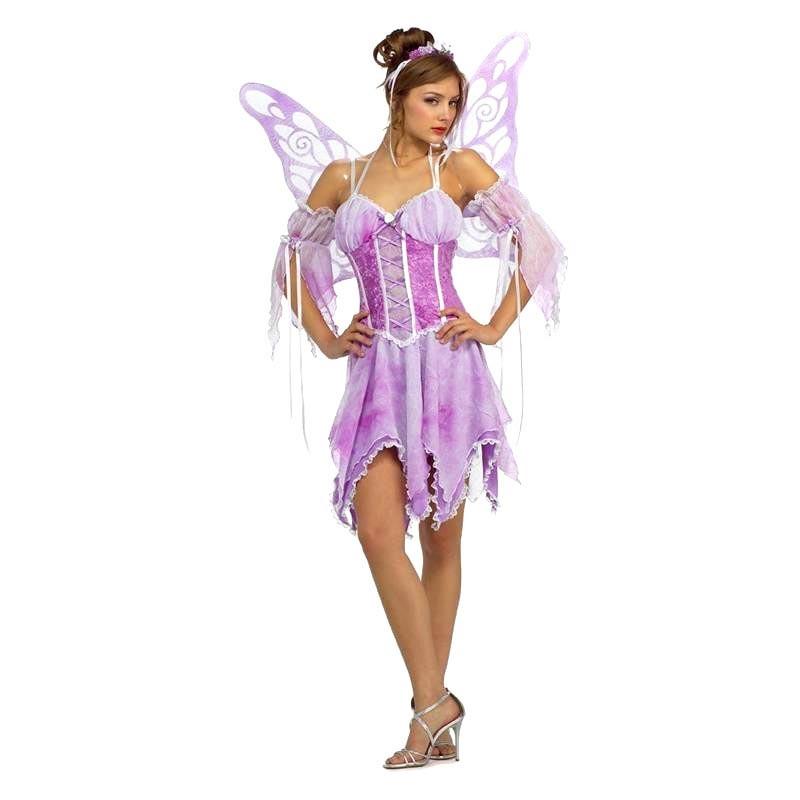 Disfraz Hada Mariposa Adulto