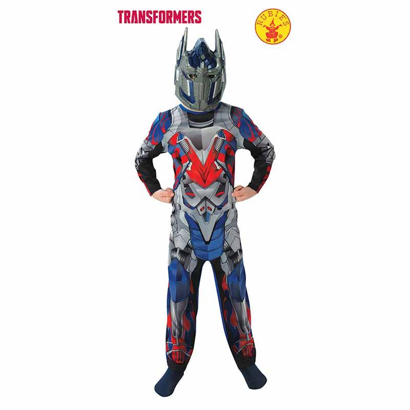 Disfraz Optimus Prime infantil