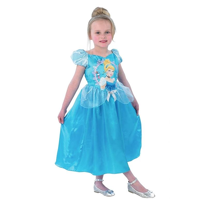 Disfraz Cenicienta Storytelling infantil