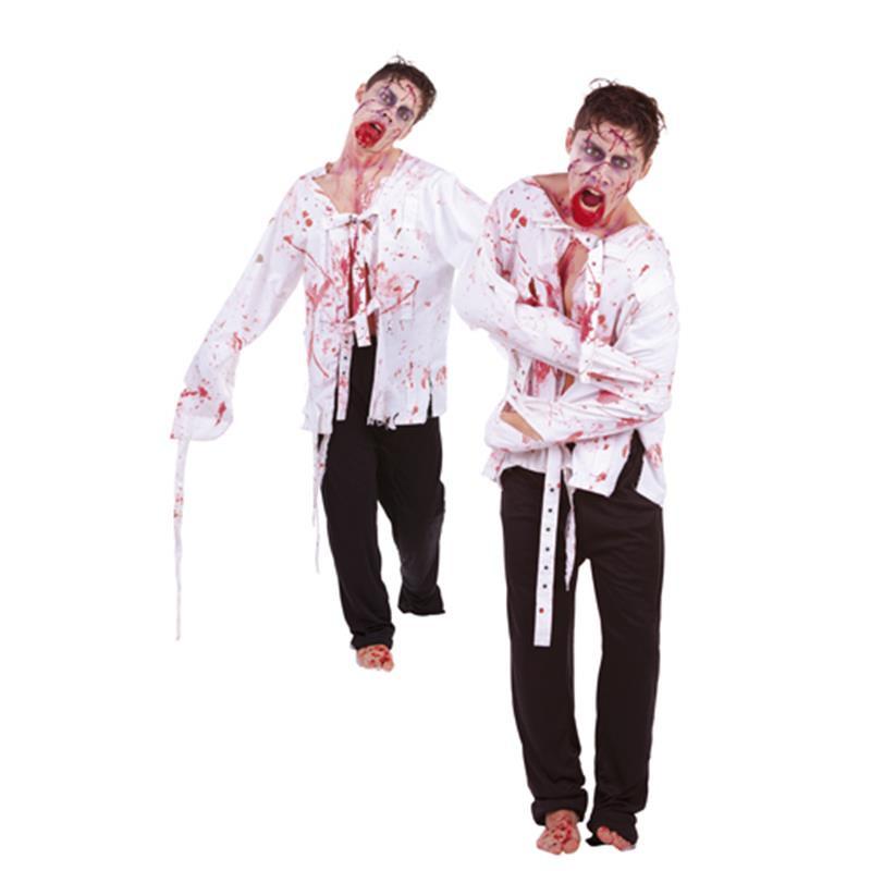 Disfraz Zombie Zumbado Adulto T/U