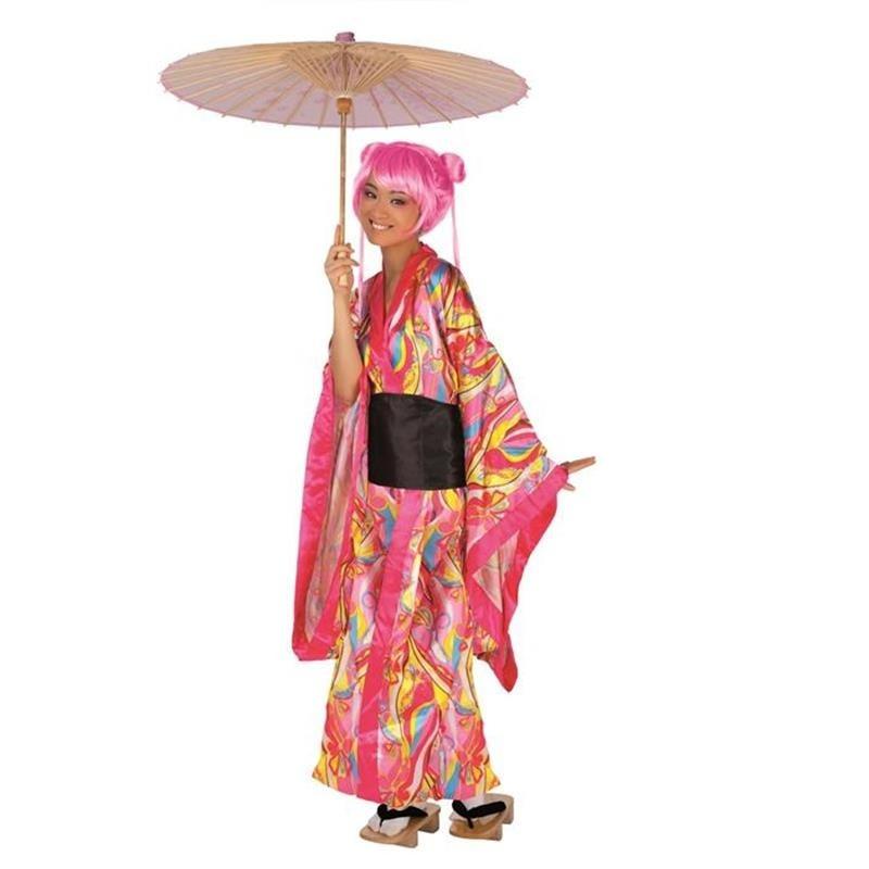 Disfraz Kimono Manga Adulto T/U