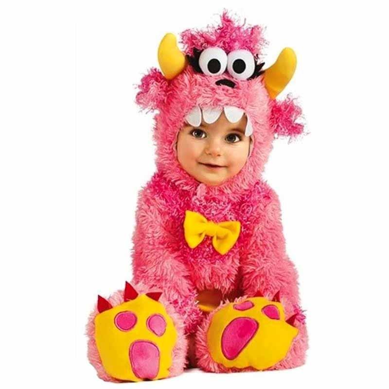 Disfraz Monstruo Bébé
