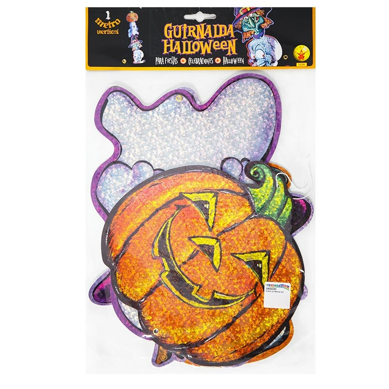 Grinalda Vertical Halloween Rubies 1m