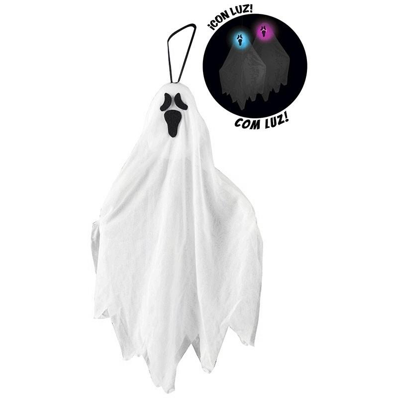 Colgante fantasma con luz 50 cm