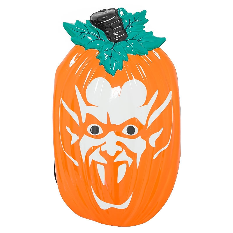 Placa Halloween Decoracion Bruja