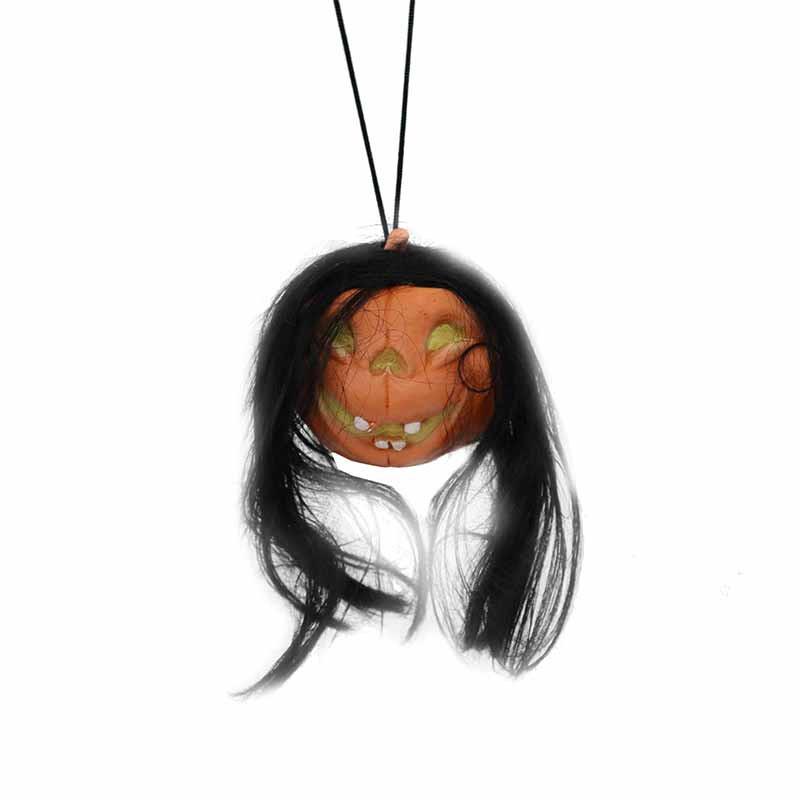 Tsanzas Cabezas Reducidas Halloween